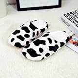 I pistoni di cotone delle donne invernono le scarpe da bagno coperte scivolose antisdrucciolevoli ( dimensioni : EUR38-39 )