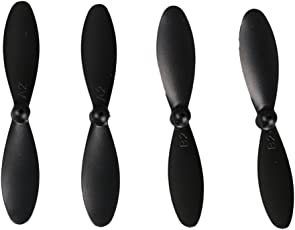 Ocamo Mini RC Quadcopter Drone Frame Blade Fan Propellers Accessories for S9 S9HW