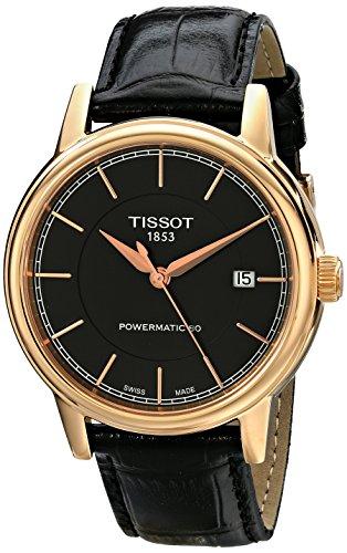 Tissot Carson T0854073606100 montre mécanique automatique mixte