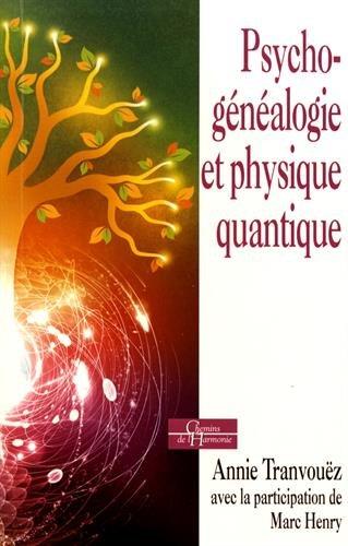 Psychognalogie et physique quantique