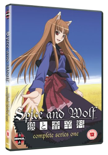 Preisvergleich Produktbild Spice & Wolf - Season 1 Collection [UK Import]