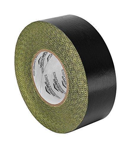 tapecase-25-18-sg56-03-noir-anti-statique-fibre-de-verre-impregne-de-ptfe-ruban-adhesif-en-tissu-100