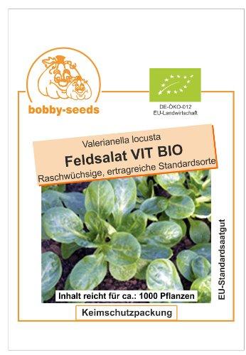 Bobby-Seeds BIO-Salatsamen Feldsalat Vit Portion