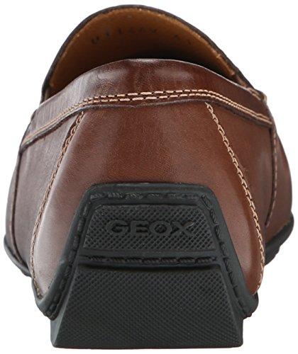 Geox U Monet V, Mocassins homme Braun (COFFEEC6010)