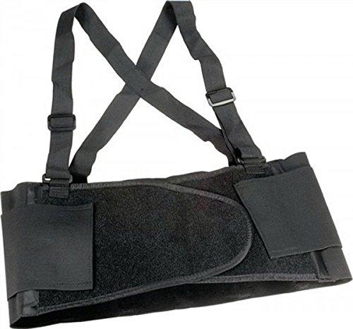 Preisvergleich Produktbild Rückenstützgurt schwarz , Kleidergröße : L, Hüftumfang : 91-119 cm