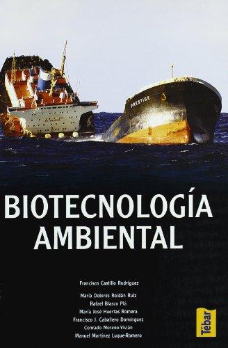 Descargar Libro Biotecnología ambiental de Francisco Castillo