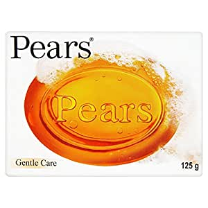 Pears Transparent Amber Soap 125 g (Pack of 12)