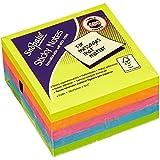 Karteczki samoprzylepne 76x76 neon 450