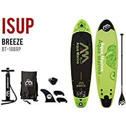 "Stand Up Paddle gonflable Aquamarina Breeze - 2018 - 9'9"" x 30"" x 4"""