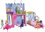 Mattel - Barbie J8916-0 - Märchenschloss mit Tanzfläche