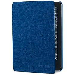 Étui en tissu pour Kindle, Bleu cobalt