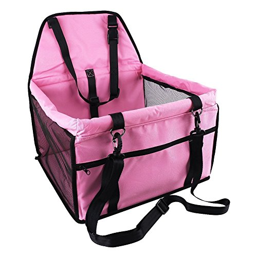Wasserdicht Atmungsaktiv Pet Auto Matte Safety Car Sicherheitsgurt Bezug Booster Bag Pet Carrier Sitz Displayschutzfolie
