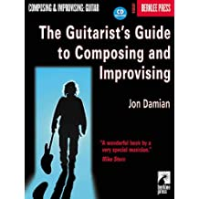 The Guitarist'S Guide To Composing And Improvising Gtr Book/Cd