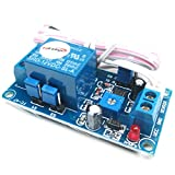 HiLetgo 12V Light Control Switch Photoresistor Sensor Relay Module with Cable