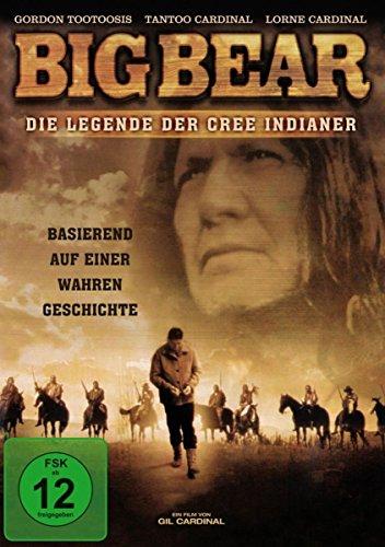 Big Bear - Die Legende der Cree Indianer - Krieger Kleidung Tragen