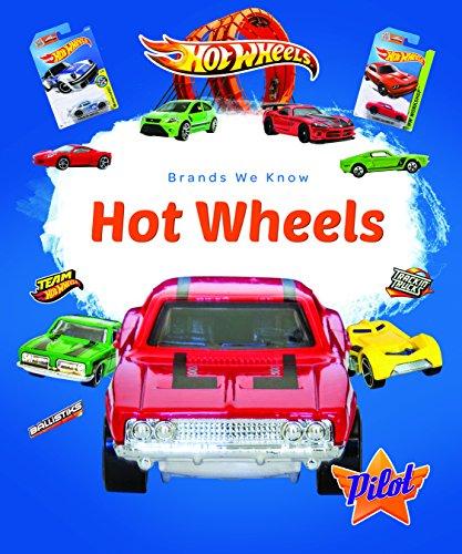 Hot Wheels (Brands We Know) por Sara Green