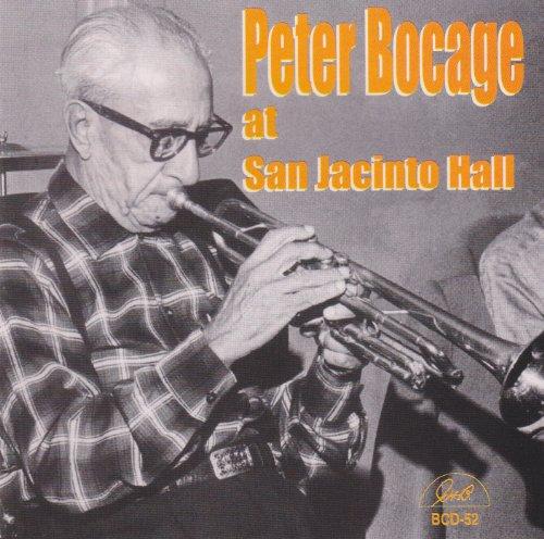 Peter Bocage at San Jacinto Ha [Import USA]