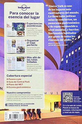 Nueva York 8 (Lonely Planet-Guías de ciudad) 1