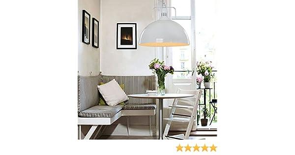 Plafoniere Industriali Diametro 30 : Luce pendente lampadario industriale casa moderna plafoniera