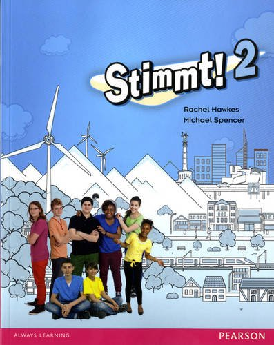Stimmt! 2 Pupil Book