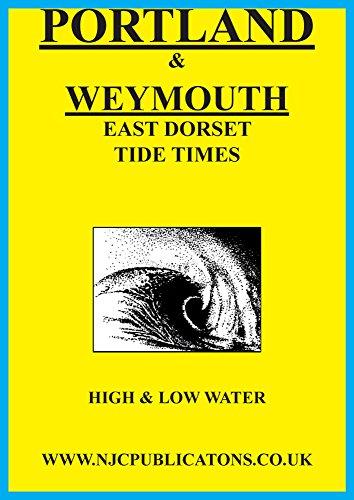 2018 TIDE TIMES – DORSET – PORTLAND & WEYMOUTH (2018 TIDE TIME TABLES ) PDF Descargar