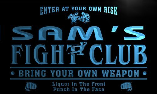 qj192-b-sams-fight-club-kung-fu-boxing-game-room-neon-bar-sign-by-advpro-name