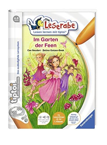 Ravensburger 006151 Leserabe: Lesen lernen mit tiptoi® - Im Garten der Feen