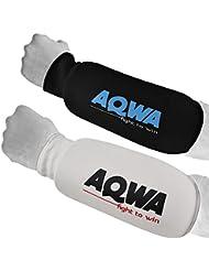 aqwa soutien d'avant-bras pour boxe manches de protection Sport rembourré pour MMA Protection d'écran