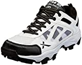 #7: Vector X Pro Balance White Cricket Shoes