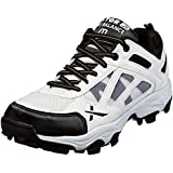 Vector X Pro Balance White Cricket Shoes