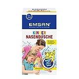 Emcur Kinder Nasendusche mit 10 Beuteln Nasenspülsalz