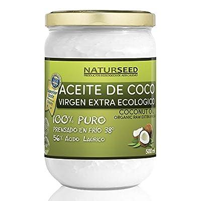 Naturseed Aceite de coco