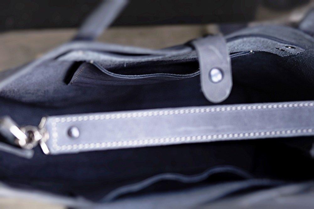 "ADOREinstyle Top Quality Leather Shoulder Bag - Crossbody Bag - Handbag ""London"" - Full-grain Leather. Inc. dust bag - handmade-bags"