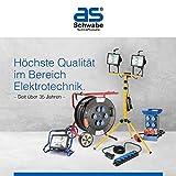 as – Schwabe 67010 2 m Heizkabel mit Thermostat, 30 Watt - 2