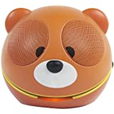 Basicxl Teddy BEAR AS11 Enceintes PC / Stations MP3