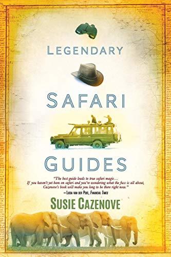 Legendary Safari Guides (Botswana Safari-guide)