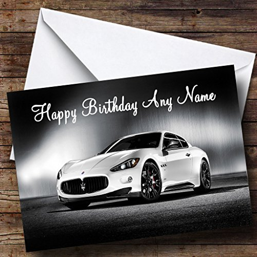 personalised-maserati-granturismo-white-birthday-card