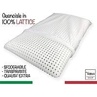 Almohada almohada de látex puro 100%