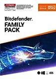 Bitdefender Family Pack 2019 - Inkl. VPN - 1 Jahr / Unlimitiert für PC