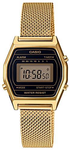 Casio Damen-Armbanduhr LA690WEMY-1EF