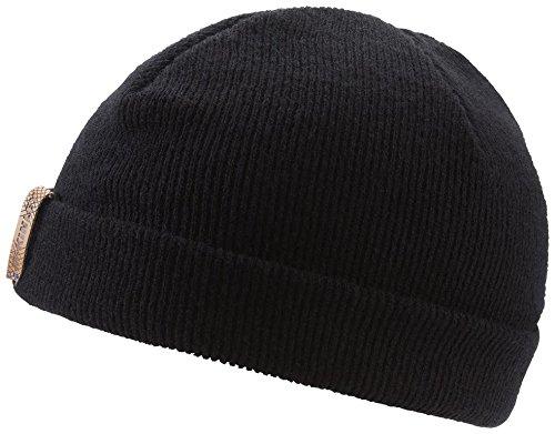 Preisvergleich Produktbild K-Mütze Zille - black,  Größe INT
