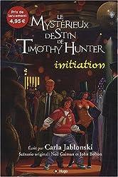 Le mystérieux destin de Timothy Hunter : Initiation