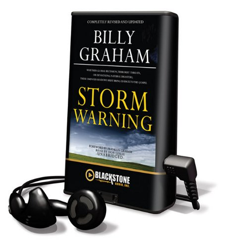 Storm Warning (Playaway Adult Nonfiction)