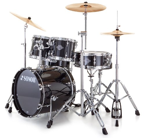 sonor-smart-force-xtend-stage-2-set-11229-black-schlagzeug-incl-drumhocker-und-becken