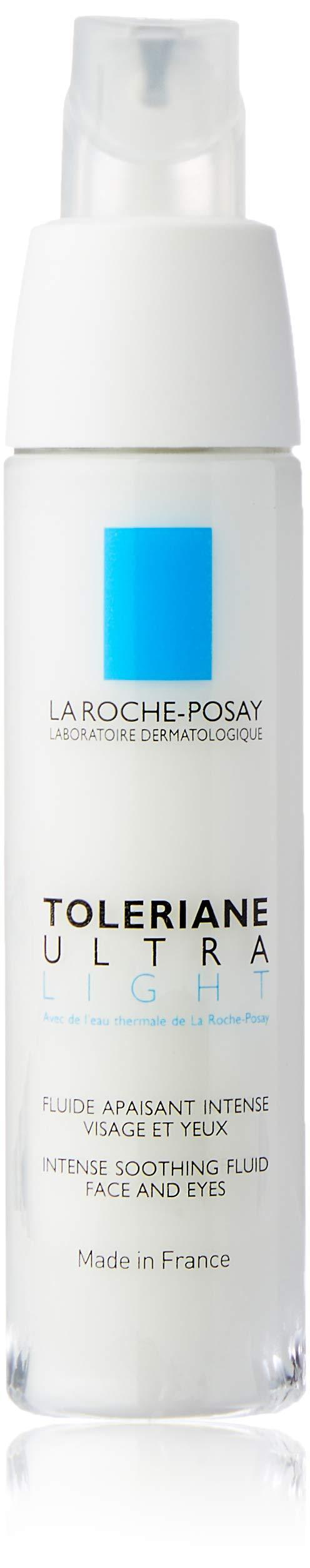 La Roche Posay Toleriane Ultra Fluido Calmante Intenso para Cara y Ojos – 40 ml