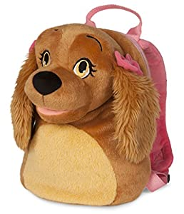 Club Petz- Mochila, Color marrón (IMC Toys 94527)