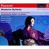 Puccini: Madama Butterfly [Double CD]