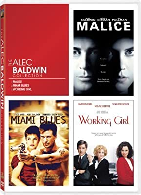 Alec Baldwin Triple Feature (Malice / Miami Blues / Working Girl) by MGM (Video & DVD)