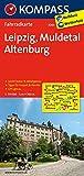 Leipzig - Muldetal - Altenburg: Fahrradkarte. GPS-genau. 1:70000 (KOMPASS-Fahrradkarten Deutschland, Band 3084)