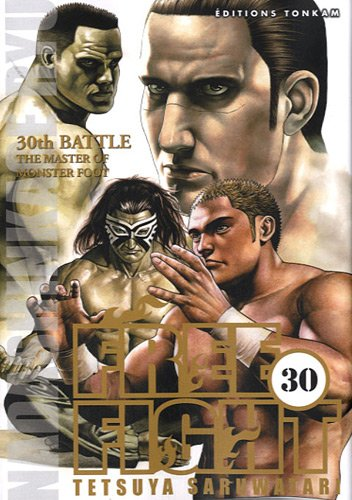 Free fight - New Tough Vol.30